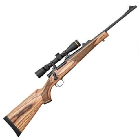 "Remington Model Seven Bolt Action Rifle .223 Rem 18.5"" Barrel 5 Rounds Laminate Stock Matte Blued 85960 - 047700859606"