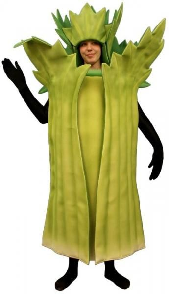 Images of CELERY mascot costume, Plush mascot,Vegetable mascot costume,vegetable mascot costumes - donking