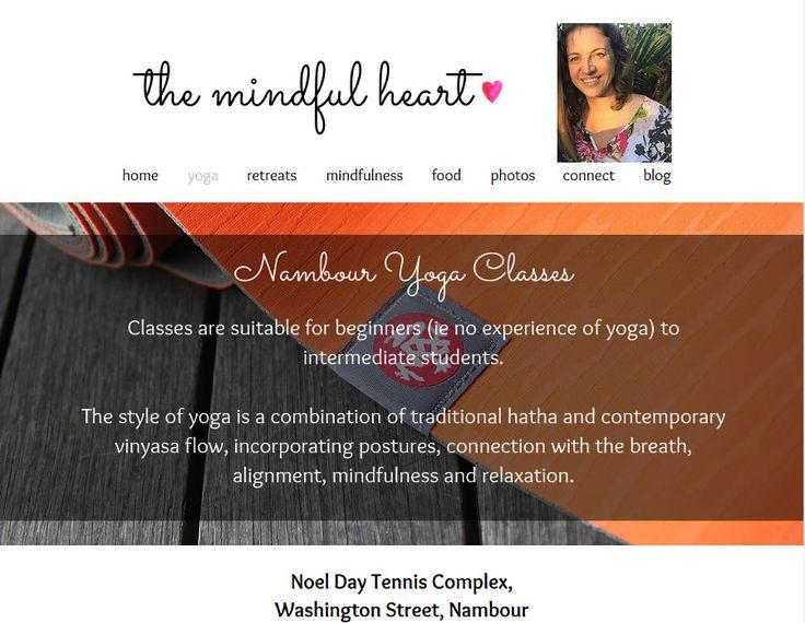 http://www.nambouryoga.com.au/ Website - Nambour Yoga Centre