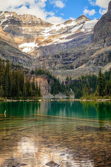 Lake O'Hara, Yoko National Park - Canada