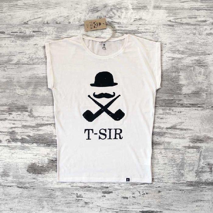 Diseño original T-Sir.Selecciona atentamente tu talla con la imagen del esquema y las medidas de la información adicional.