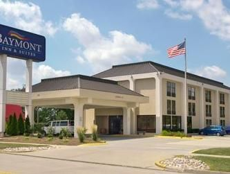 Bloomington (IL) Baymont Inn & Suites Bloomington United States, North America The 2-star Baymont Inn & Suites Bloomington offers comfort and convenience whether you're on business or holiday in Bloomington (IL). The hotel has everything you need for a comfortable stay. 24-hour front desk, facilities for disabled guests, express check-in/check-out, Wi-Fi in public areas, car park are there for guest's enjoyment. Guestrooms are designed to provide an optimal level of comfort wi...