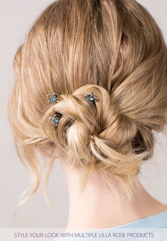Bridal Hairstyle With Rose : 360 best beautiful braids & buns images on pinterest