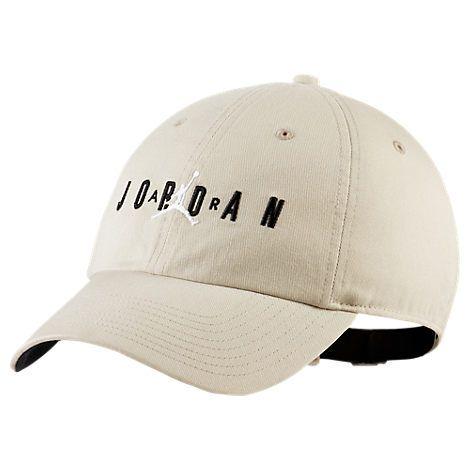 7ff09765f4dc93 NIKE JORDAN HERITAGE86 AIR STRAPBACK HAT