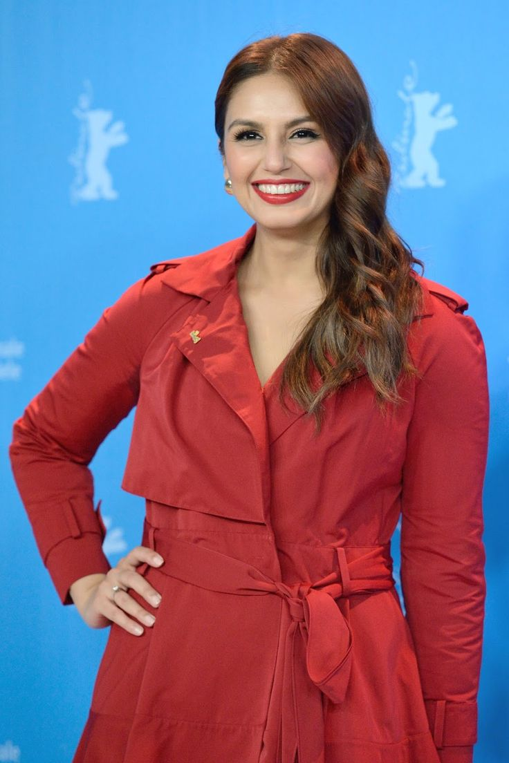 Huma Qureshi Looks Stunning As She Attends The 'Viceroy's House' Photocall During The 67th Berlinale International Film Festival in Berlin, Germany