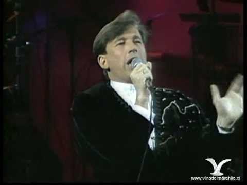 Festival de Viña 1991, Ricardo Montaner, Tan enamorados
