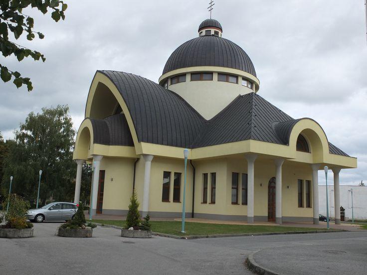 Kostol pravoslavnych.