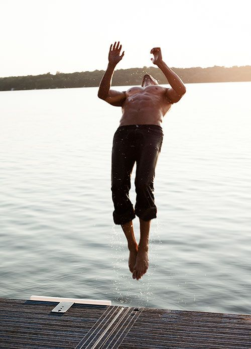 Backflip / photo of Daniel Jarrett by Greg Vaughan. via These Tings Take Time #flip