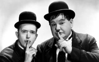 Laurel and Hardy: 40 memorable moments