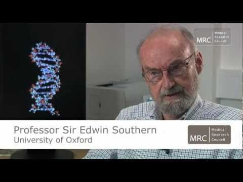 MRC Millennium Medal 2011 - The Southern Blot - YouTube