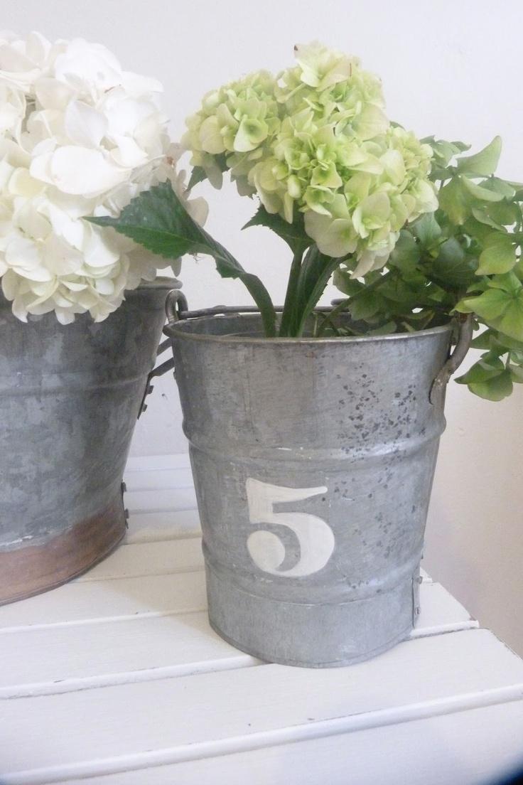 93 best Galvanized Bin images on Pinterest | Galvanized buckets ...