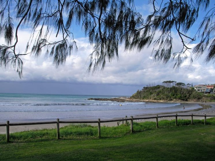 THIS IS MY HOME TOWN WOOLGOOLGA - and my beach! oh home, i miss you!