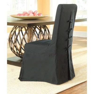 Padmas Plantation Pacific Beach Dining Chair In Black