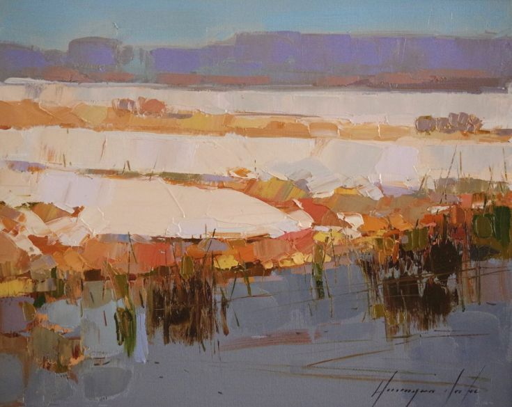 102 best Abstract landscape images on Pinterest Abstract paintings - new certificate of authenticity painting