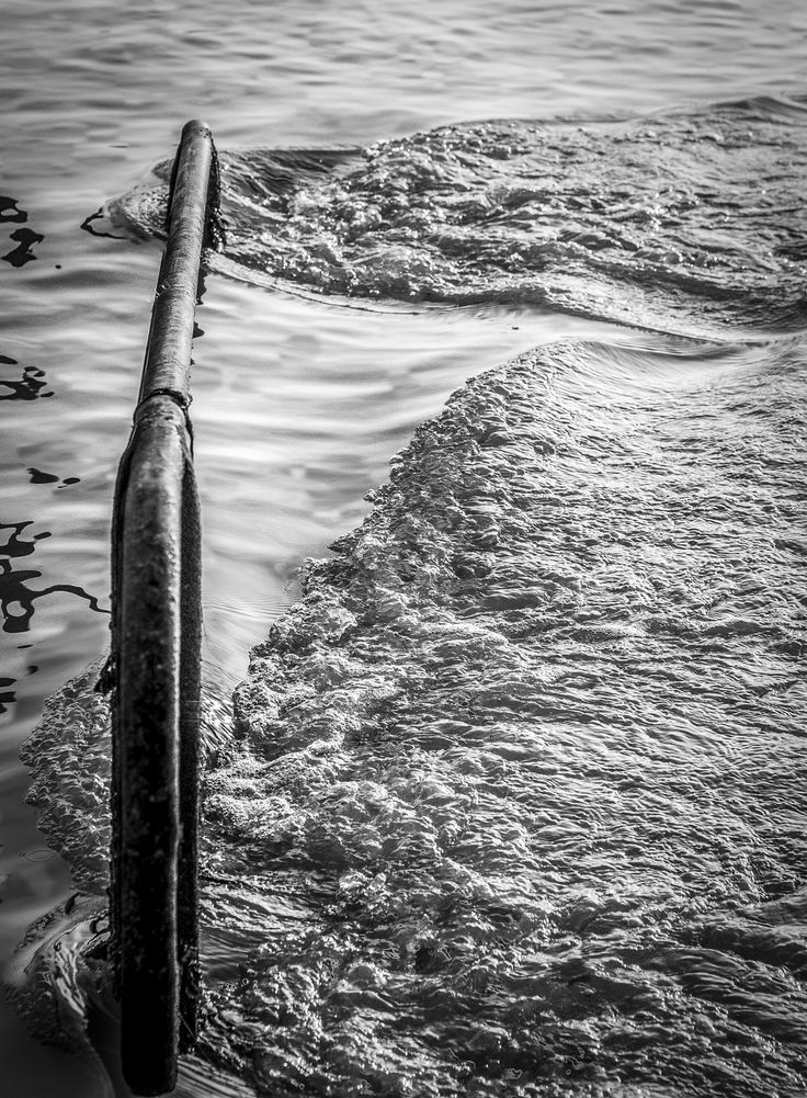 Not going with the flow by Nigel Lomas on 500px