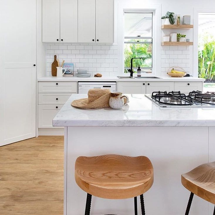 kaboodle kitchen on instagram can t get enough of this beautiful kitchen from therenoproject on kaboodle kitchen white pepper id=87242