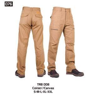 Celana Panjang Gunung dan Hiking tipe Cargo Pria [TRB 008] (Brand Trekking)…