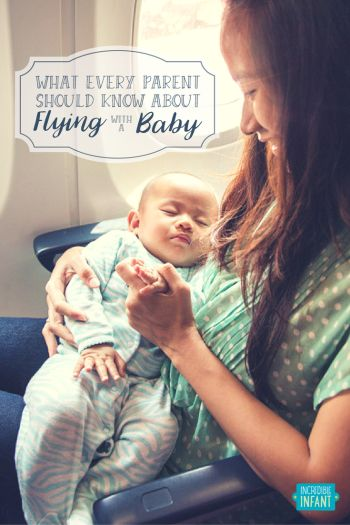 These ten simple suggestions will make your baby's first flight SO much easier!  http://incredibleinfant.com/family/flying-with-a-baby/?utm_campaign=coschedule&utm_source=pinterest&utm_medium=Incredible%20Infant%20%28Heather%20Taylor%29&utm_content=What%20Every%20Parent%20Should%20Know%20About%20Flying%20with%20a%20Baby  #babytravel