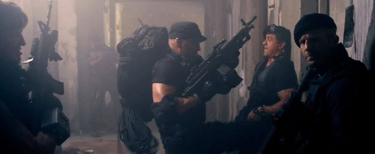 The #0608 Maxpedition Doppelduffel Adventure Bag makes an appearance in the film Expendables 3. www.Maxpedition.com