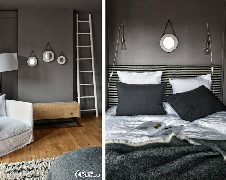 90 best images about chambre parents sur pinterest gris for Recherche deco maison