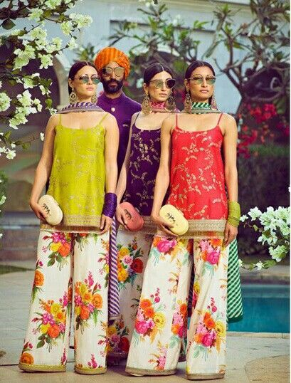 Summer collection Sabyasachi collection