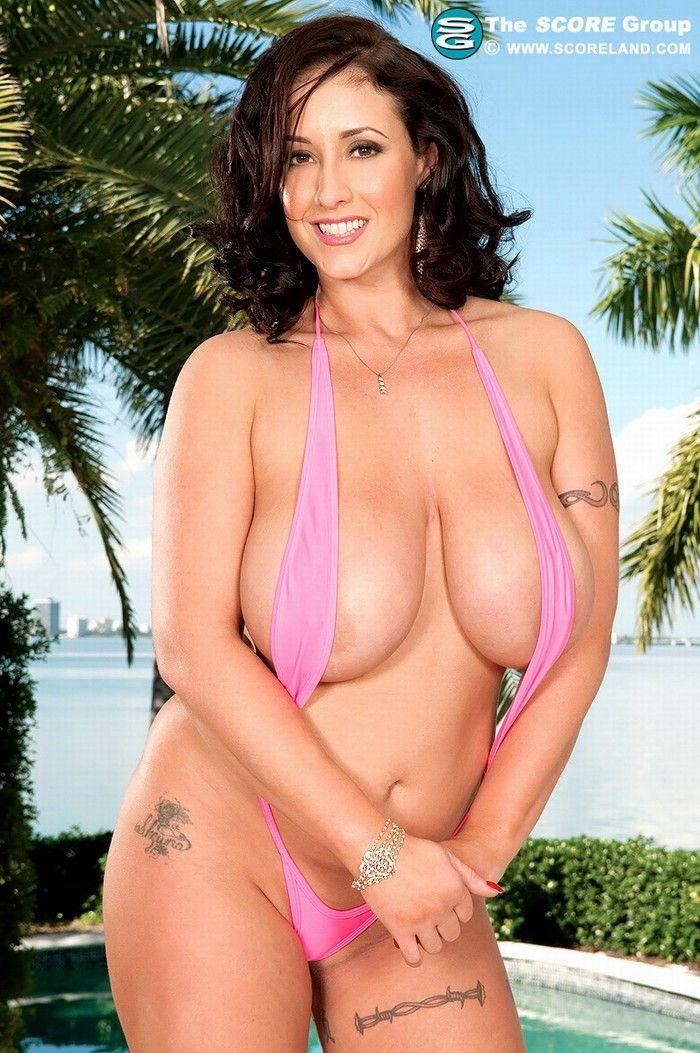 notty bikini Eva