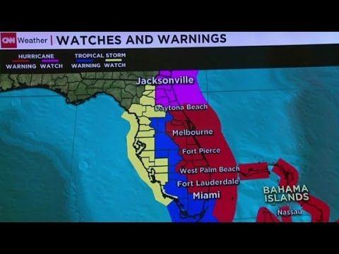 The latest on Hurricane Matthew