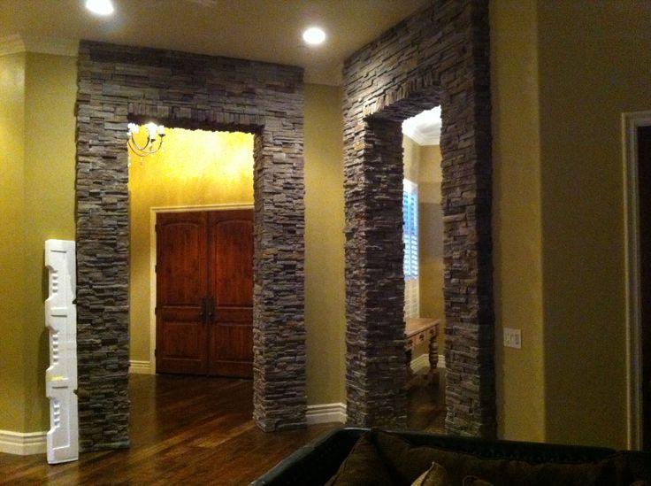 Andy Souza Masonry, Stone Doorway, Interior Design, andysouzamasonry.com