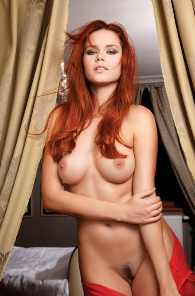 ginger nude Hot girls