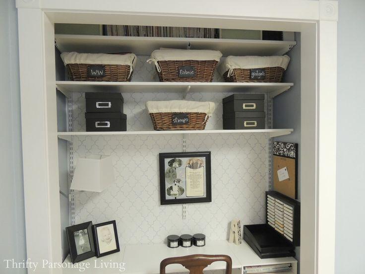 Small Closet Home Office Ideas For House Design On Small Closet Office  Designs Smartly Closet Turned Office Creativ Home Decor Ideas