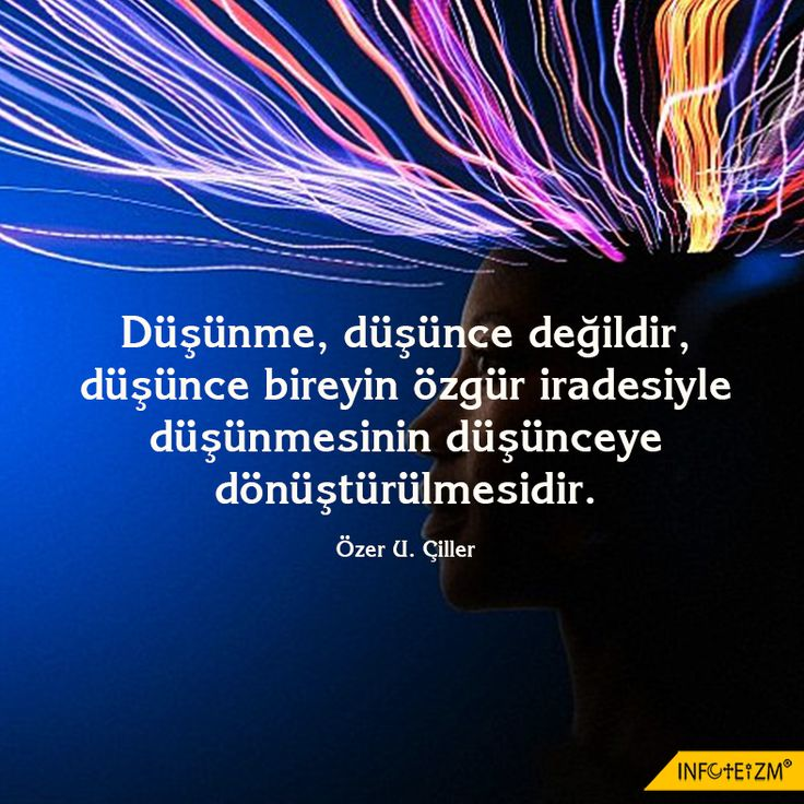 #düşünme #düşünce #birey #özgür #irade #infoteizm #insan #yaşam #hayat