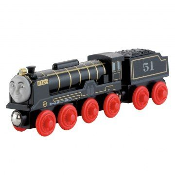 Fisher Price Thomas de Trein Hout - Hiro  17,99