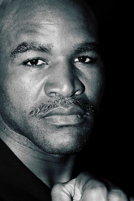 Evander Holyfield stated being gay is not normal....compares being gay to a handicap