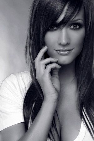 Bangs, length, love!!! Bangs from choppy to long are a huge statement this year they go with everything :)
