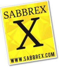 SABBREX: WWW.SABBREX.COM...........COMING SOON !!!!!!!!!!!!...