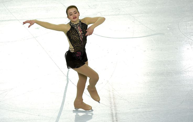 Isadora Williams conquista 1º ouro do Brasil na patinação artística no gelo #globoesporte