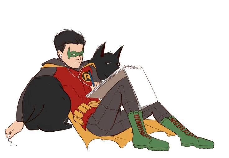 Damian drawing                                                       …