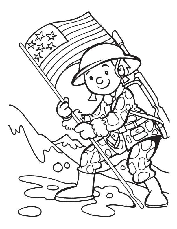 10 best Veteran\'s Day Projects images on Pinterest | Coloring sheets ...