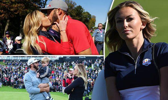 Who is Dustin Johnsons fiancée? Meet the stunning Paulina Gretzky