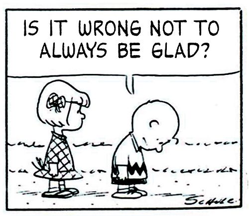this charming charlie: peanuts cartoons paired with smiths lyrics. genius.