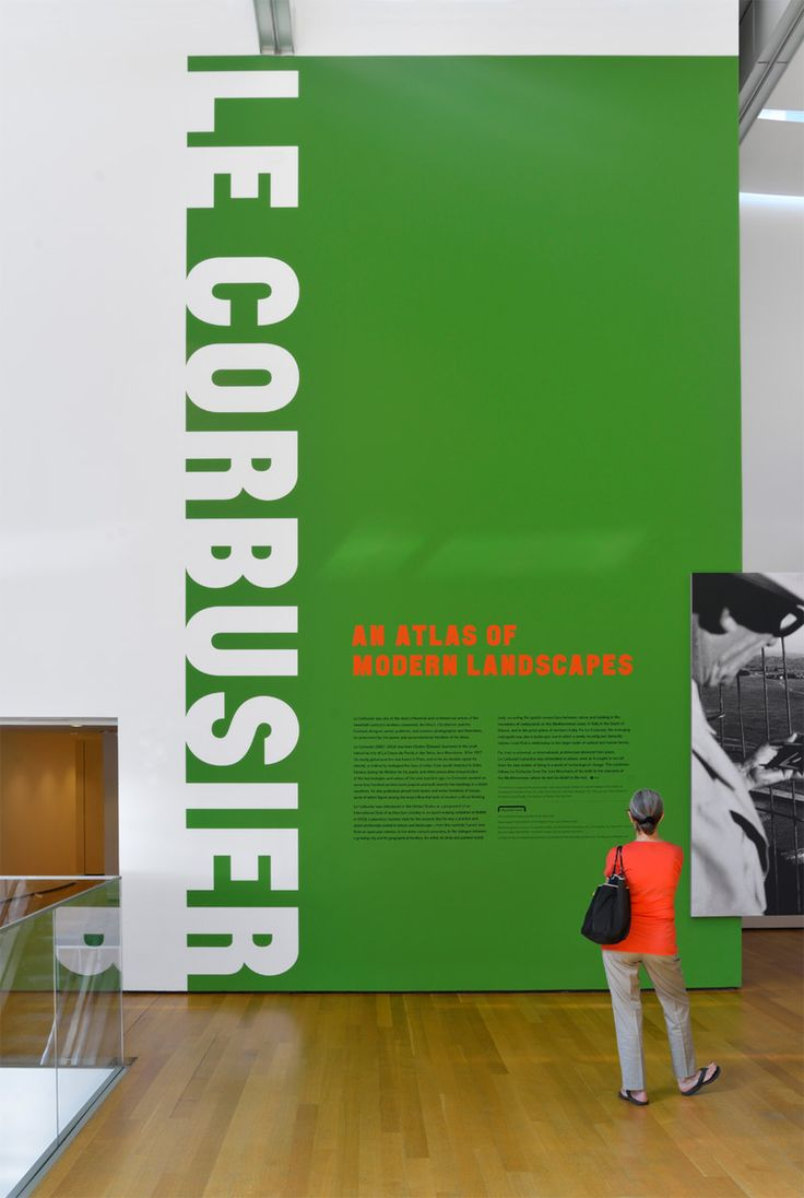 Le Corbusier - The Department of Advertising and Graphic Design
