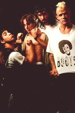 Red Hot Chili Peppers #RHCP #GetWeird