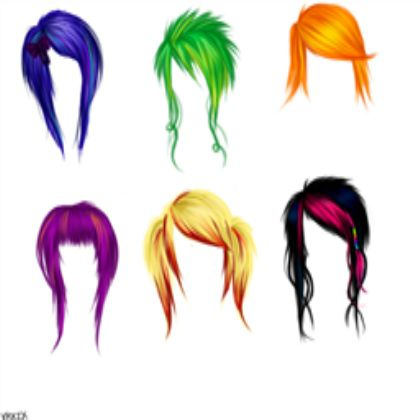 Cool Anime Hairstyles Girls Picturesso