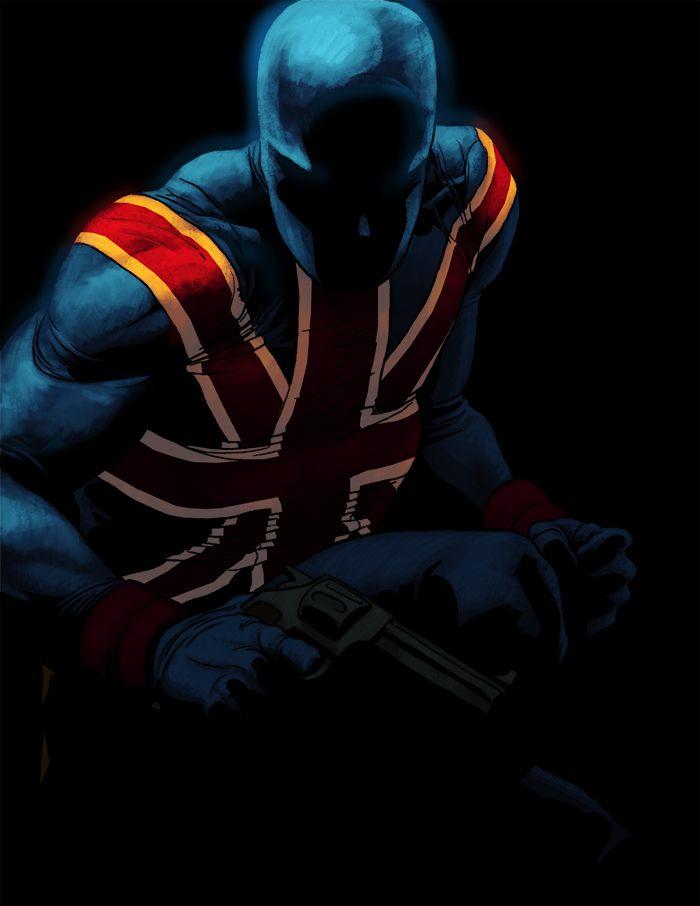 Super Heroes and Villains Alphabet
