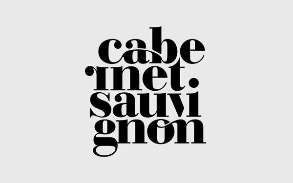 bureaunoirceur:  Typography