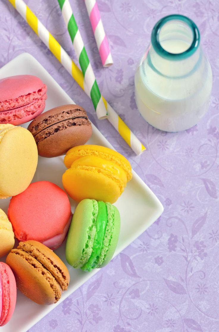 7 best Food Photography - Macarons images on Pinterest | Macaroni ...