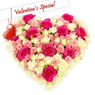 valentine's day offer in dhaka