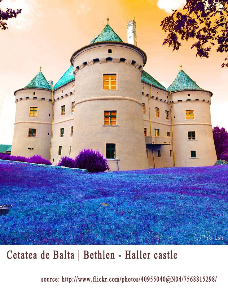 Cetatea de Balta  https://www.facebook.com/FromTransylvaniaWithLove