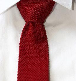 Cadouri si Accesorii Barbati - Cravata Tricotata - www.cravat.ro