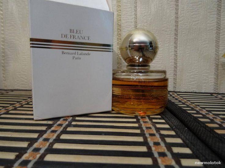 Bleu de France Bernard Lalande 60ml. EDT Vintage by MyScent on Etsy